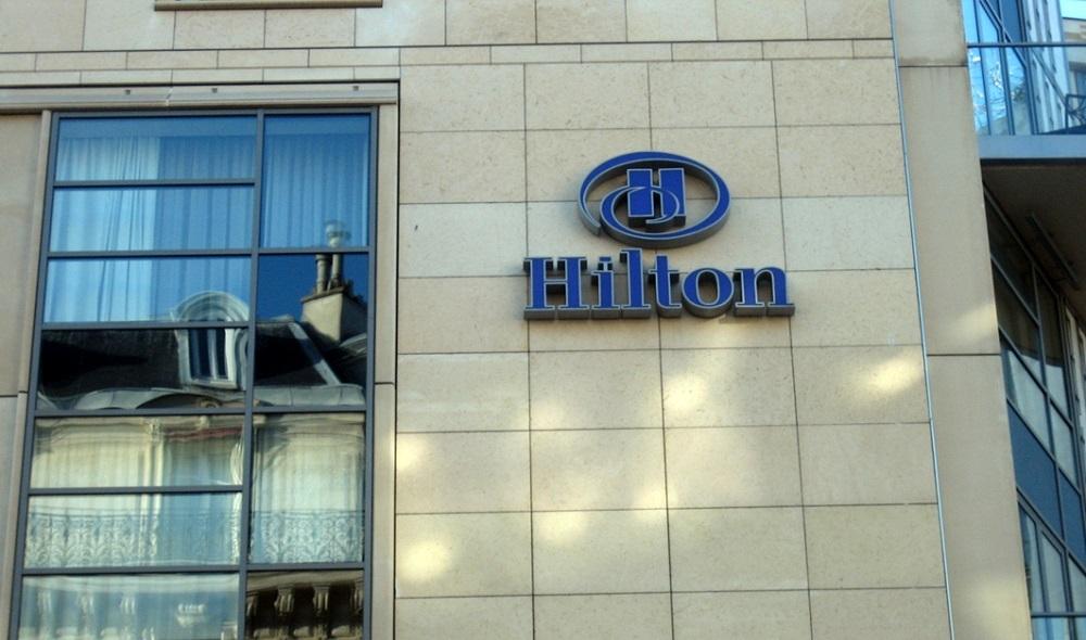 Hotel Hilton: più spazio per il lusso